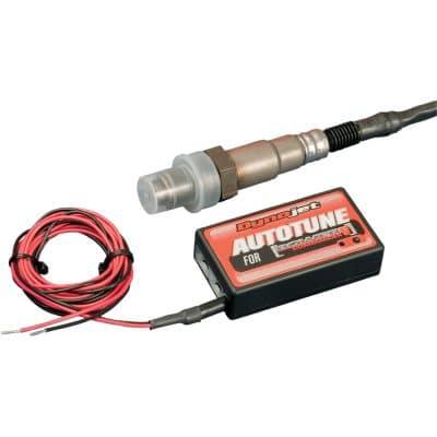 Automatisk justering af din powercommander
