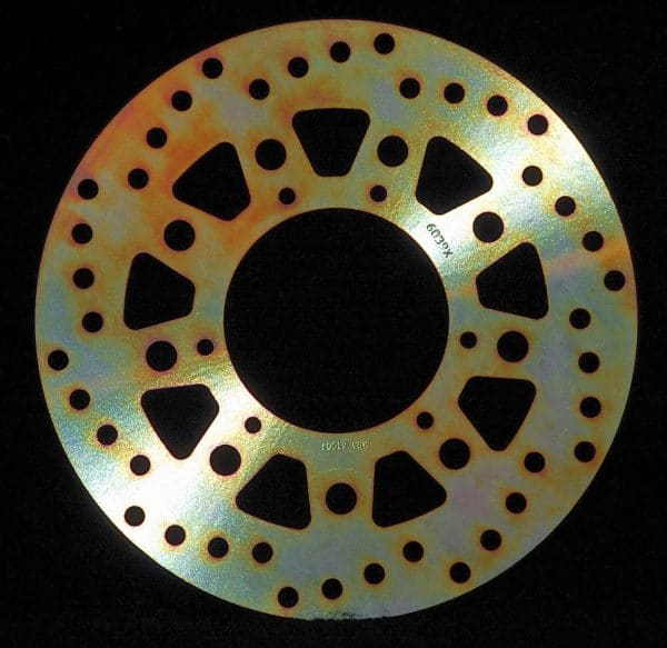 EBC er en af verdens førende producenter af bremsedele. Deres Bremseskiver får du til en super skarp pris hos SBK Consulting